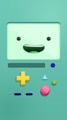 Bmo, wallpaper, and adventure time image Cartoon Wallpaper, Sf Wallpaper, Iphone 6 Wallpaper, Mobile Wallpaper, Disney Wallpaper, Wallpaper Ideas, Wallpaper Backgrounds, Art Adventure Time, Adventure Time Wallpaper