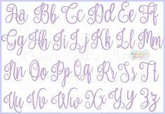 Fancy Fonts Alphabet, Cursive Alphabet, Hand Lettering Alphabet, Calligraphy Alphabet, Calligraphy Fonts, Pretty Cursive Fonts, Letter Fonts, Word Fonts, Spanish Alphabet