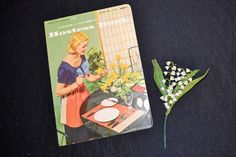 Vintage Crochet Book for The Perfect Hostess 1950's by CheekyVintageCloset on Etsy