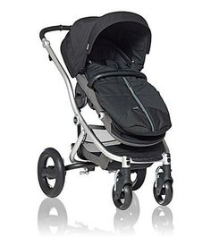 Cozy Toes in Black for the Affinity Stroller by Britax - Britax USA
