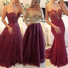 Bom dia amores! Qual vocês usariam desses três modelos maravilhosos? . By:@atelierbarbaramelo . . . . . #goodmorning #bomdia #casamento #bride #brides #bridal #weddingday #wedding #weddings #photographer #photoshop #marriage #noiva #noivos #love #amor #lovers #happy #feliz #dream #weddingdress #dress #fashiondress #fashionweek #sonhocasamento #vestido #buenosdias #groom #gown