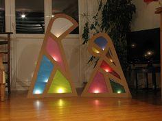 Carton, bricolage, décoration...: Crêche de Noël