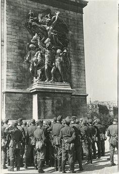 Paris - occupation