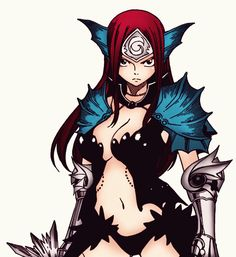 Erza Scarlet ♡ | Fairy Tail