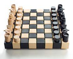 Jeu d'échec Chesset par Duval Patterson                                                                                                                                                                                 Plus