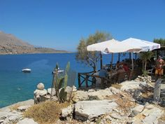 A South Crete boat trip is the perfect way to discover some of the most hidden places and wonderful beaches if this side of the island. Crete Holiday, Hidden Places, Amazing Sunsets, Meal, Romantic, Patio, Island, Holidays, Explore