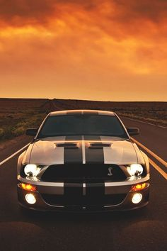♠ Ford Mustang Shelby #SuperCar #Automotive