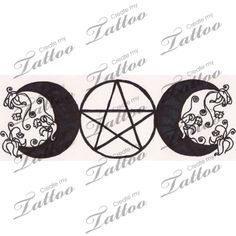 1000 images about stencils on pinterest pentacle triple goddess and pagan. Black Bedroom Furniture Sets. Home Design Ideas