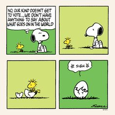 SNOOPY & WOODSTOCK~* sigh *