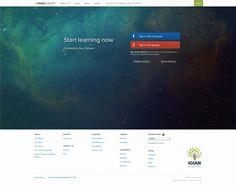 Online coding course: Khan Academy