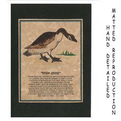 canada goose spirit guide