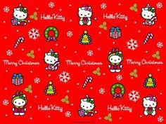 Christmas Hello Kitty