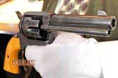 John Waynes Single Action Army Revolver from Rio Lobo
