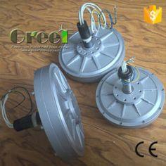 10kw 150rpm Vertical Axis Wind Generator with Low Start Torque