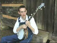 Songs of Appalachia: Watch Wade Darnell play his banjo. Appalachian music is…