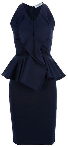 Peplum Dress   dressmesweetiedarling