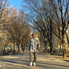 ☆☆☆☆☆ CINQUE STELLE STYLE ▪︎ コート Barbed(バーベッド)|03M.5STARS2(WHITE CAMO) ▪︎ ニット Macchia J.(マッキアジェー)|MMF16 05-3042 BAIGE SCURO ▪︎ スウェットパンツ Macchia J. LUXURY(マッキアジェーラグジュアリー)|FMF16 LUX01-MILITARE FRAMIS NERO ▪︎ ニット帽 Macchia J.(マッキアジェー)|ACF16 05-GRIGIO ▪︎ スニーカー Atlantic STARS(アトランティックスターズ)|ANTARES(アンタレス) CSEL-86B|CINQUE STELLE 限定モデル ▪︎ 株式会社CINQUE STELLE 03-6712-5197 http://www.cinquestellejapan.com ▪︎ Atlantic STARS 日本総代理店