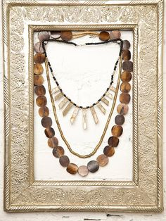 Free People Vintage Necklaces