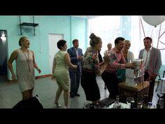 Самое креативное поздравление на свадьбу! - YouTube