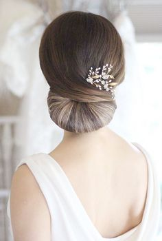 Floral Leaf Bridal Pins Handmade bridal hair accessories from Donna Crain. See the entire collection at www.donnacrain.comor come and visit me in person. I offer a bespoke service too so do get in touch if you are looking for something different. X