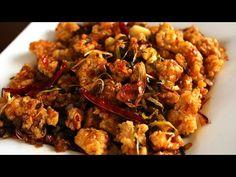Spicy garlic fried chicken (Kkanpunggi 깐풍기) recipe - Maangchi.com