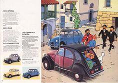 Publicités anciennes (Vintage ads) ☕: TINTIN anciennes pubs / Vintage ads