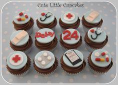 Nursing Cupcakes