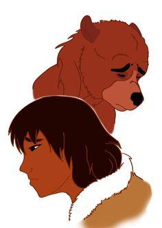 brother bear kenai
