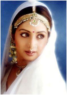Whit Beauty SriDevi