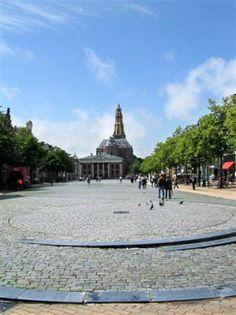 Vismarkt Groningen the Netherlands
