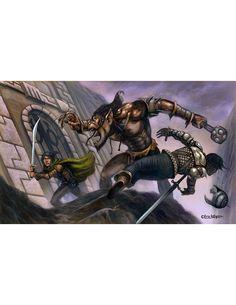 Eric Lofgren Presents: Ogre Attack - Misfit Studios | Eric Lofgren | Publisher Resources | DriveThruRPG.com Privateer Press, White Wolf, Stock Art, Art File, Misfits, All Art, Art Images, Studios
