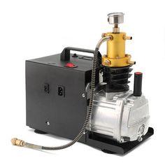 110v220v 4500psi high pressure electric air pump pcp air compressor