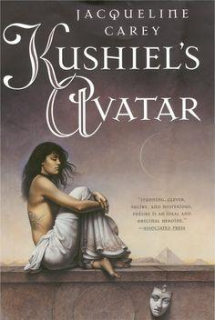 50 books like 50 shades of grey: Kushiel's Avatar