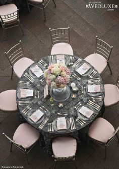 Photography: Photolux Studios Wedding Planning: Marry Me Productions Venue: National Gallery of Canada Stationery: Tagz Floral Design: Full Bloom Decor: Joe's Prop House, Groovy Linen, Wedecor, and Partytime Rentals