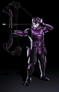 Captain Hawkeye
