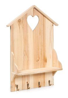 Etagère murale VBS « Lovely » #woodworkingideas #woodworkingprojects