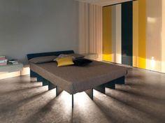 beam bed design simplicity bedroom furniture