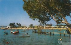 Maroochydore queensland 1960s.  I remember our picnics there with the Bells - Uncle Bob tried teaching us to swim.