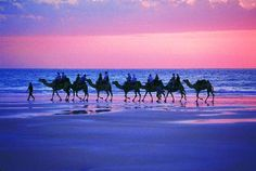 Cable Beach, Broome, Western Australia.