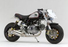 Honda Super Monkey Bike! | Motorcycle Photo Of The Day