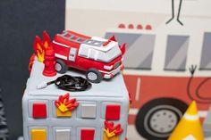 fireman birthday par