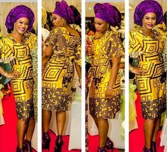 Creative Ankara Style for Ladies  http://www.dezangozone.com/2015/07/creative-ankara-style-for-ladies.html