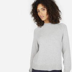 Women's Cotton Mockneck Crop | Everlane