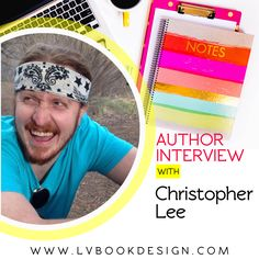 Author Interview: Christopher Lee