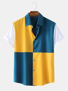 Loose Shirts, Henley Shirts, Mens Printed Shirts, Casual Shirts For Men, Men Casual, African Shirts For Men, Stylish Men, Ideias Fashion, Shirt Designs