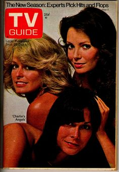 All sizes | CHARLIE'S ANGELS TV GUIDE | Flickr - Photo Sharing!