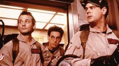 THROWBACK THURSDAY: GHOSTBUSTERS Ghostbusters 3 / Reboot is in the works. Possibly SEVERAL movies if they go the 'shared universe' route (one for girls