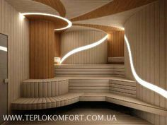 Sauna Photo: This Photo was uploaded by xmenng. Find other Sauna pictures and photos or upload your own with Photobucket free image and video hosting se. Spa Design, House Design, Sauna Steam Room, Sauna Room, Modern Saunas, Spa Lighting, Clinic Design, Spa Rooms, Relax