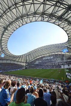 Stade Vélodrome Olympique de Marseille - Innen