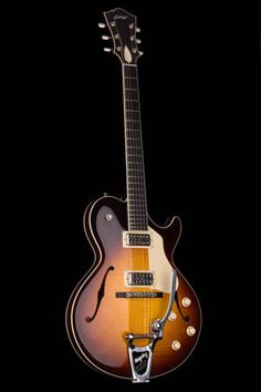 Collings Statesman LC Deluxe | Hollow-body Electric Guitar